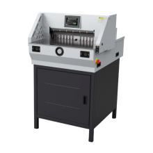 Paper Cutter Programmable Machine Max. Cutting Width 18''