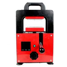 Hydraulic 5 ton Dual Plates Rosin Heat Press Machine