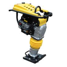 Tamping Rammer 5.5HP 3419 lbf  Shoe Dimension 13 x 11""