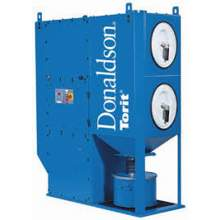Donaldson DFO 2-2 Downflo Oval Dust Collector 460V 60Hz 3Phase