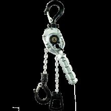 Toyo Aluminum Alloy  Lever Chain Hoist 550lb 5ft Lift Lever Block