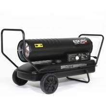 Kerosene Forced Air Heater 175,000 BtuH 4,000 sq. ft. 13gal. 1.32ghp.