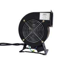 """Metal Centrifugal Duct Fan Fits Duct Dia. 5"""" Voltage 120V"""