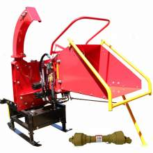 """8"""" PTO Wood Chipper - with Hydraulic Infeed"""