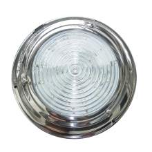7'' Marine Dome Light 12v Led White Red Switched