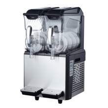 Double 2.6 Gallon Frozen Beverage Machine Granita / Slush Machines