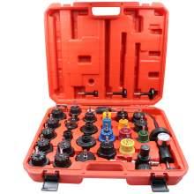 32pcs Cooling system /water tank radiator leakage pressure tester kit