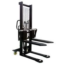 "Hydraulic Stacker Lift Truck 2200 LB. Cap. 63"" Lift with Adj. Forks"