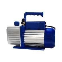 5CFM Dual-stage Rotary Vane Economy Vacuum Pump 1/2HP 110V/60Hz