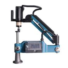 """360° Electric Tapping Machine Flexible Arm 39"""" 5/8"""" Range Touch Screen"""