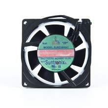 5-7/25'' Standard square Axial Fan square 115V AC 1 Phase 33cfm
