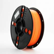 1.75mm PLA Orange Filament 1kg/2.2Lbs for 3D Printer
