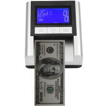 Portable Counterfeit Bill Detector 4 Way Insertion