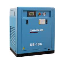 42CFM Rotary Screw Air Compressor 125PSI 10HP 230V 60HZ 3Phase