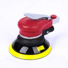 "5"" Air Palm Random Orbital Sander Pneumatic Polisher With Hose"