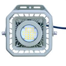 50W Explosion Proof LED Flood Light C1D2 Locations 6000lm 90-305V AC