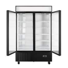 "52.8"" Two Hinged Doors  Merchandiser Freezer with LED Lighting 44.2 cu.ft"