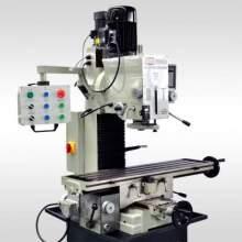 "Bolton Tools 9 1/2"" x 40"" Gear Drive Milling Machine W.3 Axis Power Feeder & DRO ZX45AD"