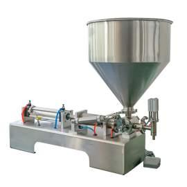 G1WTD-500 Paste/Liquid Filling Machine a