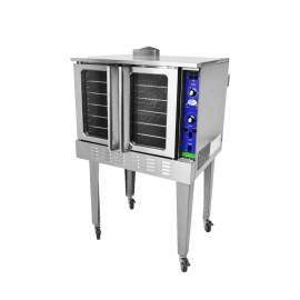 Single Deck 208V Commercial Electric Convection Oven -10 KW