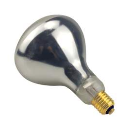 Shatter Resistant Infrared Heat Lamp Bulb 250W Teflon Coated