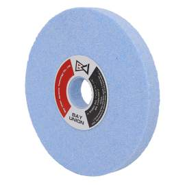 """Surface Grinding Wheel (D)8""""x(H)1-1/4""""x(T)1/2"""": 3SG 60H Made In Taiwan"""