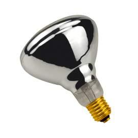 125Watt ETL Clear Infrared Heat Lamp Bulb Light Bulb For Chicken, Pig