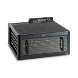 Excalibur 5-tray, Digital 48hr Timer, Black