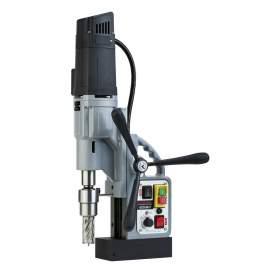 "2-3/16"" Magnetic Drilling Machine up to 55 mm, var. speed, L/R (110V)"
