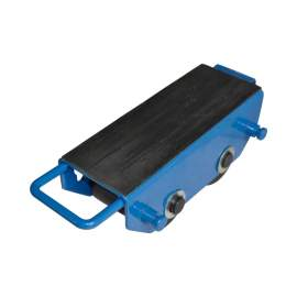 Dolly Skate Machinery Roller Mover Cargo Trolley 2Ton 4400 Lb.
