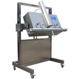 "Vertical Stainless Steel External Vacuum Sealer With 36"" Seal Bar For Big Bag"
