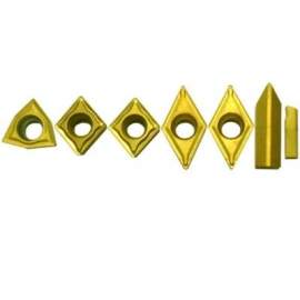 12-126-S04-7 7 pcs 5/8 inch  Solid Carbide Insert