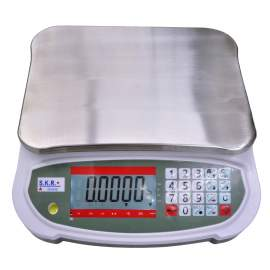 Convenient and Compact LCD Weighing Scale 165lb/75kg x 0.005lb/2g
