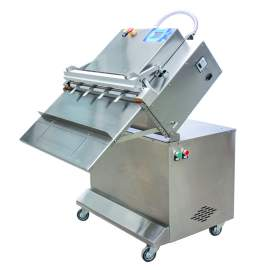 """External Vacuum Sealer with 24"""" Seal Bar & 4 Gas Nozzles Stand Type"""