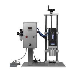 Semi-auto Plastic Caps Capping Machine A