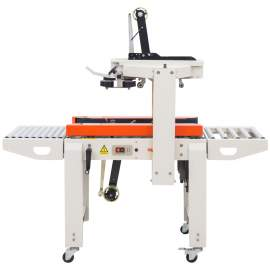 3''-16'', 2'' Tape 30Ctn/min Semi Automatic Carton Sealer Box Sealer