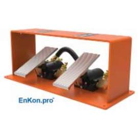EnKon Modular Foot Pedal Control Valve for Lift and Tilt