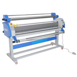 """Wide Format Heat Assisted Cold Laminator 63"""" with Trimmer P1"""