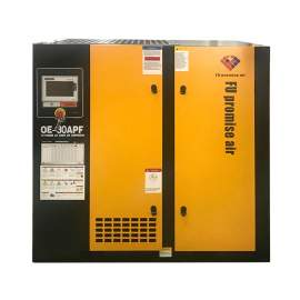 170 CFM 116 PSI Rotary Screw Air Compressor 460V 3-Phase 40HP