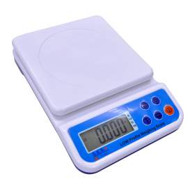 Small Digital Kitchen Scale Capacity 4.4lb/2000g x 0.001lb/0.5g