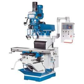 Knuth 1.245 x 230 mm Vertical Milling Machine 220V, 3ph, 60hz MF 5 VP