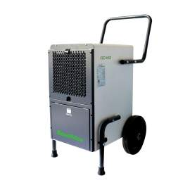 102 Pints  (12.8 gal)  Greenhouse Mobile Steel Commercial Dehumidifier