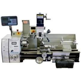 "BPD290VG 11"" x 28"" High Precision Variable Speed Combo Lathe W. DRO - Combo Lathe/Mill/drills"