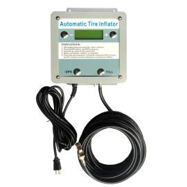 Wall Mounted Digital Tyre Inflator 0-102PSI