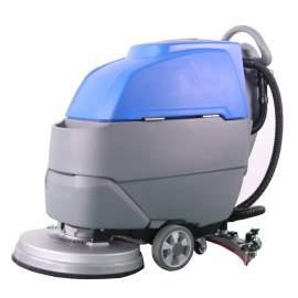 20'' Semi-Auto Walk-behind Floor Scrubber 12V/100Ah 13Gal