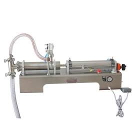 3.4-34 OZ Pneumatic Liquid Filling Machine One Head