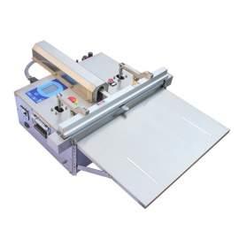 "Tabletop External Vacuum Sealer with 24"" Seal Bar & Gas Flush"