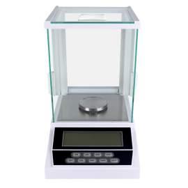 High Precision Laboratory Analytical Balance 100g/0.0001g 0.0000002lb