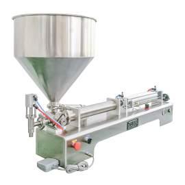 3.4-34 OZ Paste Filling Machine One-Head Pneumatic Filler