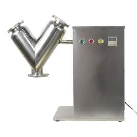 V Type Powder Mixer Blender Blending Machine 5L Barrel Capacity